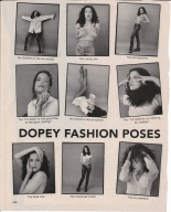 Dopey Fashion Poses