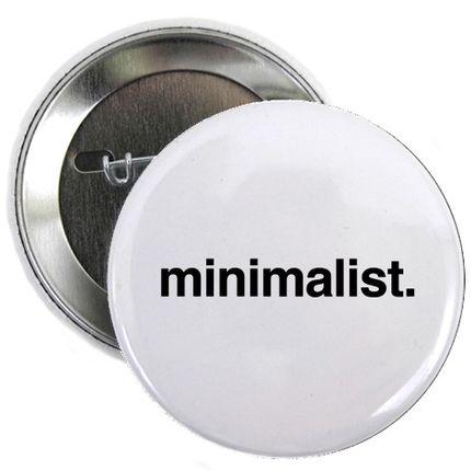 Stili di minimalismo stile 1 un atteggiamento mentale for Essere minimalisti