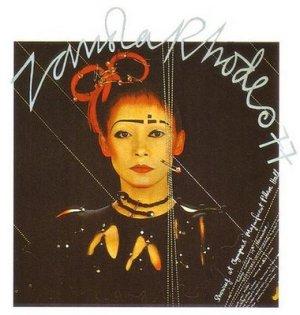 the designer, Zandra Rhodes 77